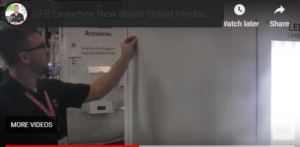 GFS Booth Shield