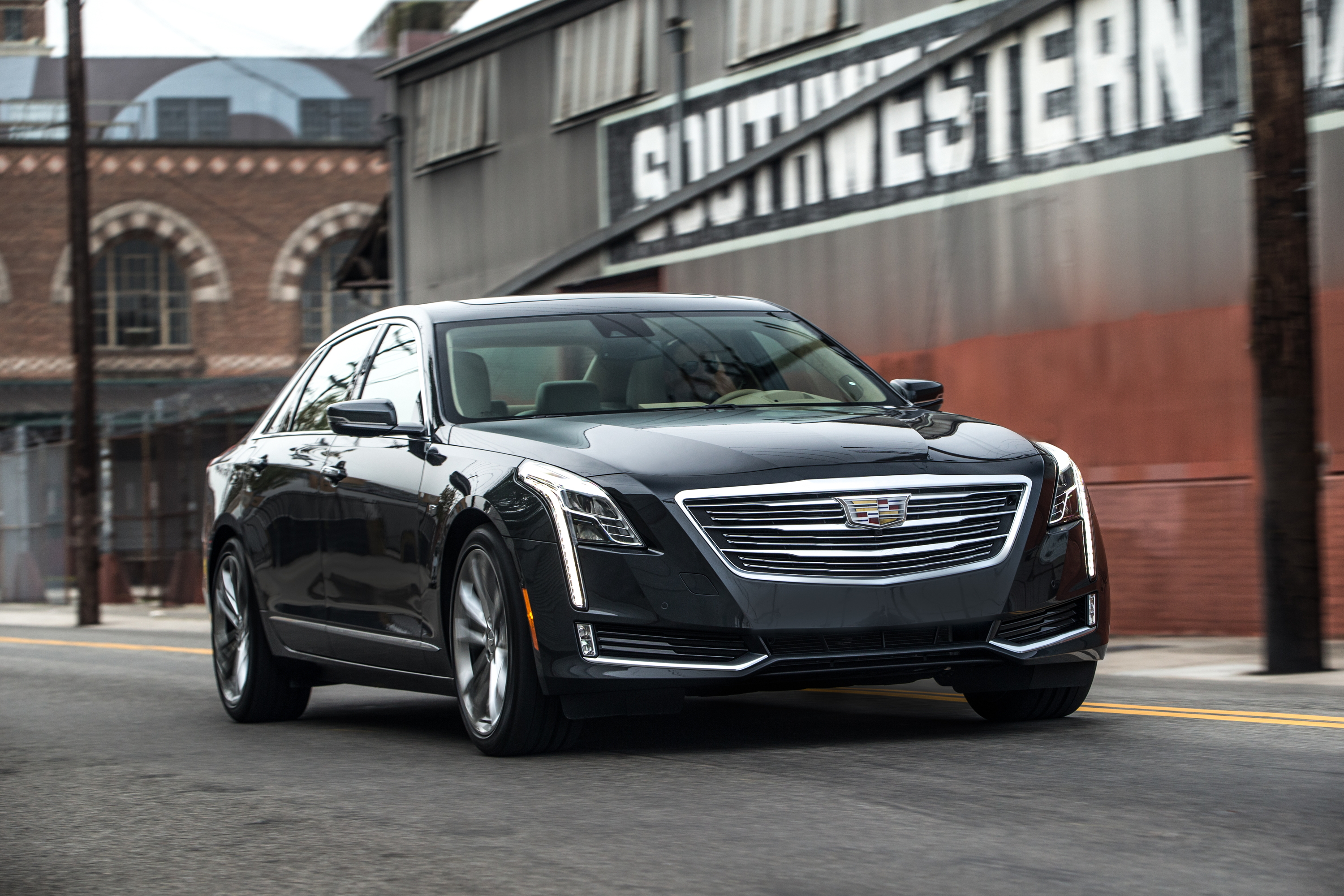Cadillac President Denies CT6 Cancellation Rumors | 2017-07-24 ...