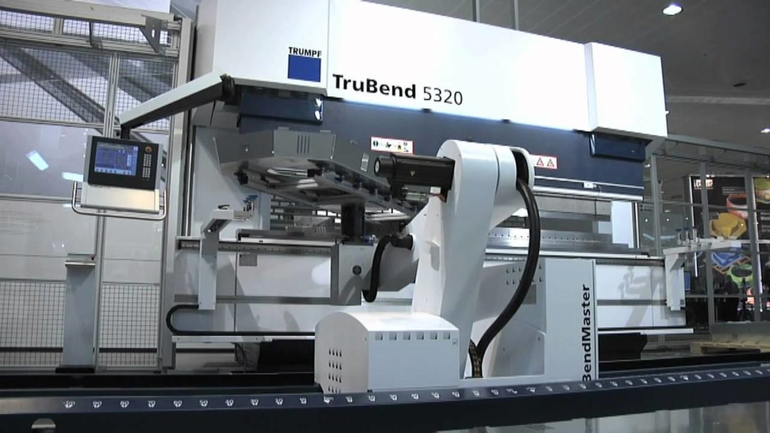 Symach_TRUMPF Equipment