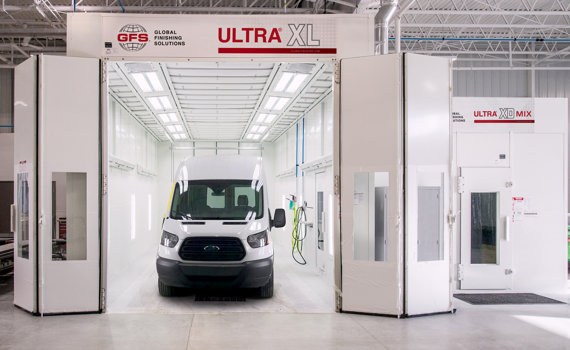 GFS Ultra XL Paint Booth