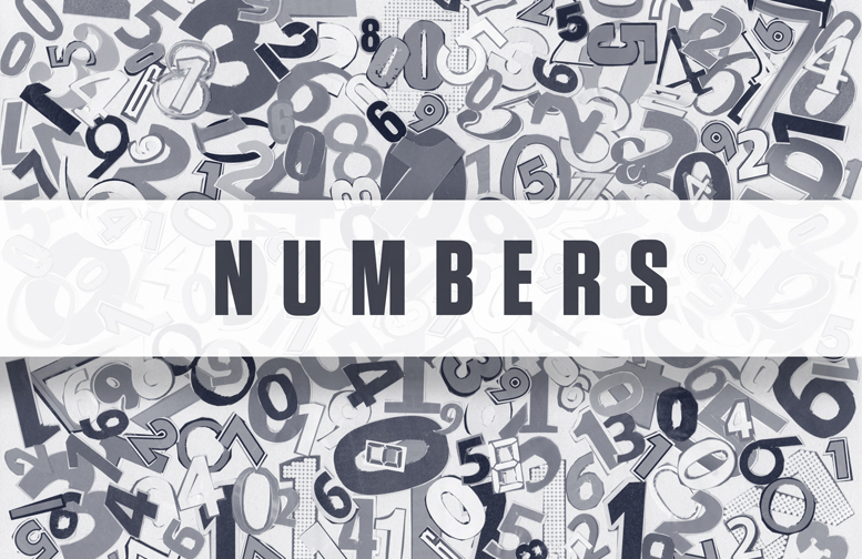 Numbers Hero Image