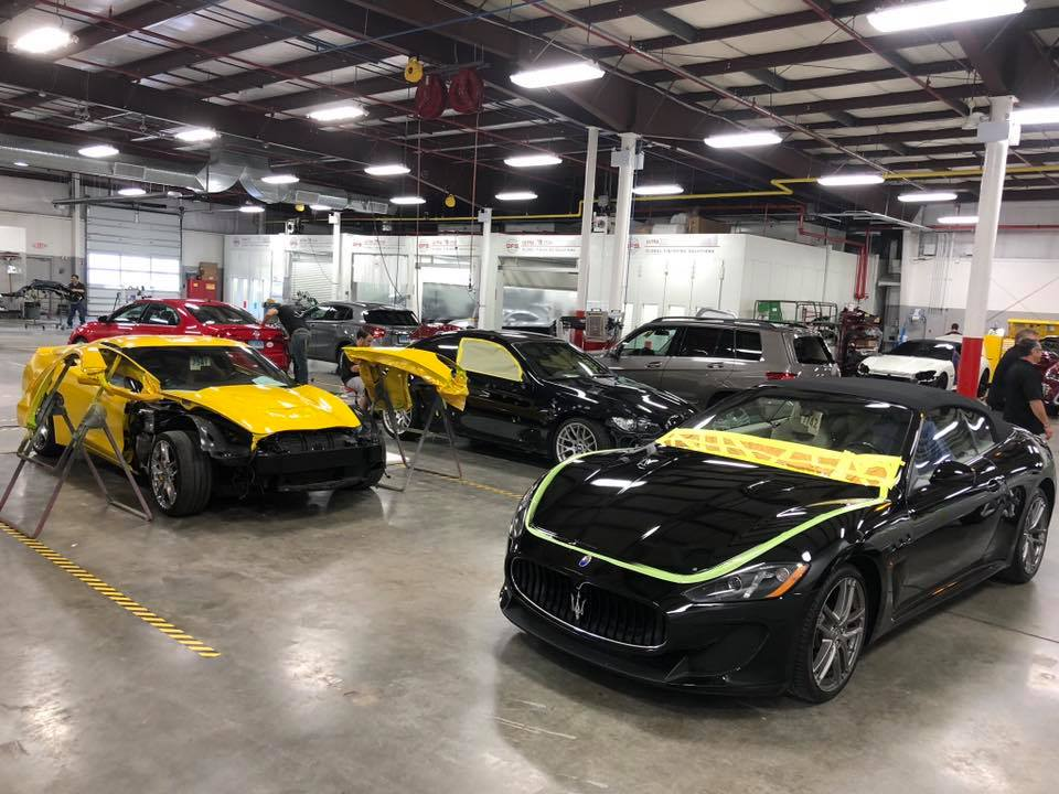 Thriving In The Collision Repair Industry With A Customer First Approach