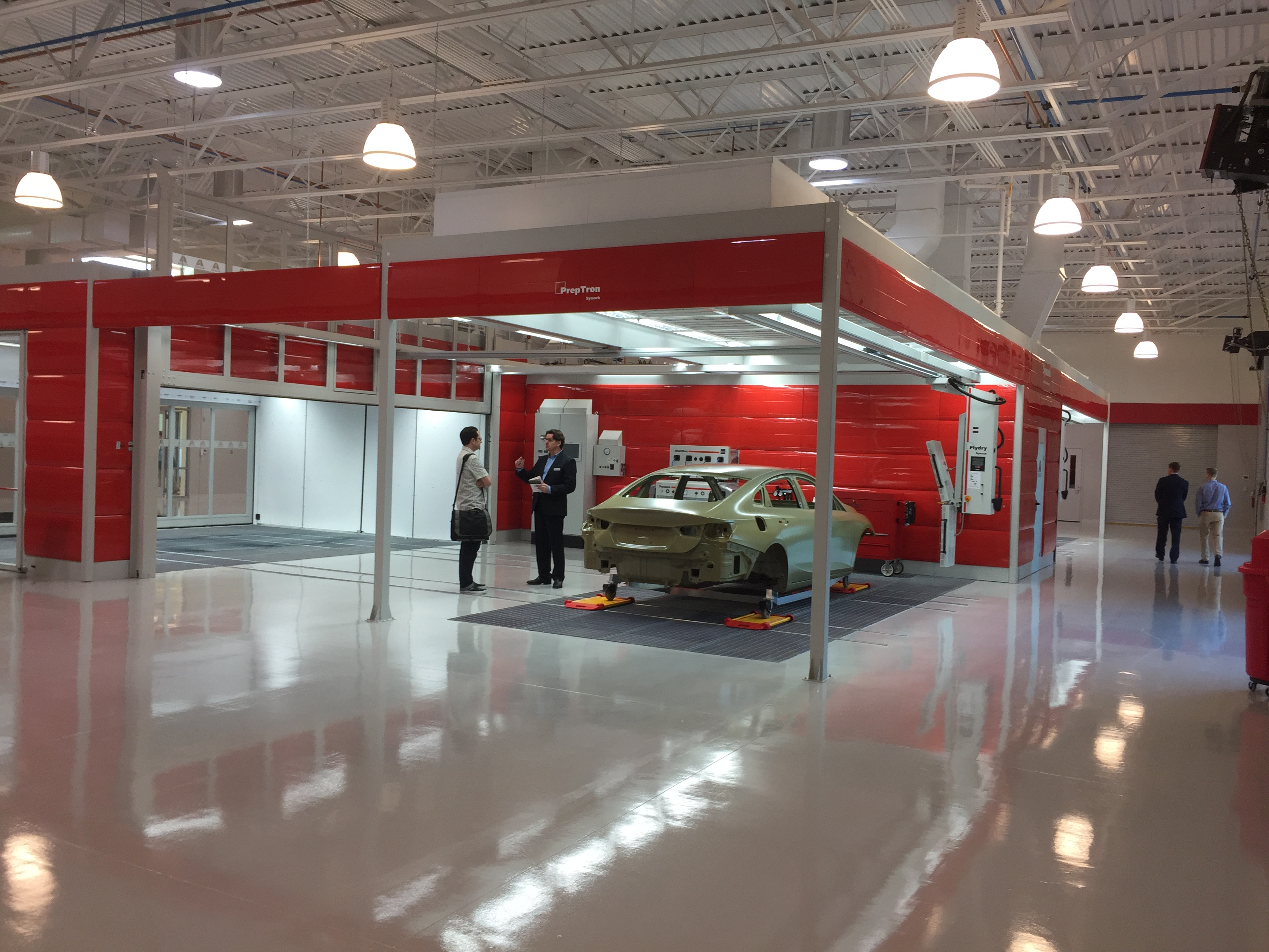 Axalta Customer Experience Center
