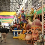 NACE 2012 – The home of the world-famous Mardi Gras floats.