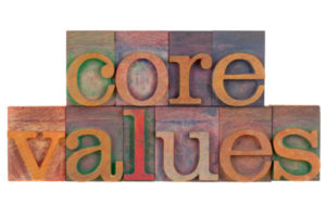 Discover and Share Your Core Values