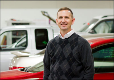 Jody Gatchell of A&J Collision Repair in Conway, Ark., will lead a session on winning lifelong customers at the FenderBender Management Conference in May.