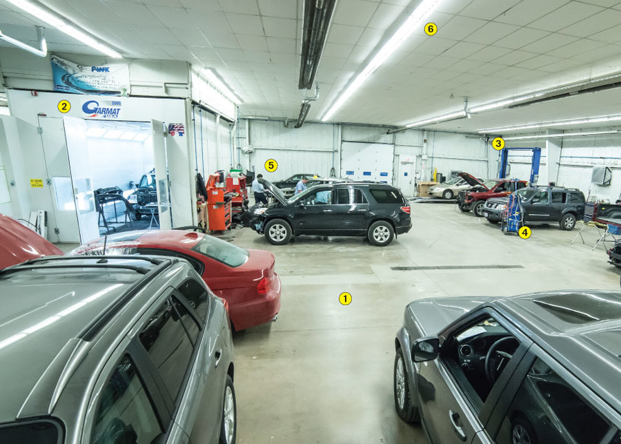 Mayfield Collision Center