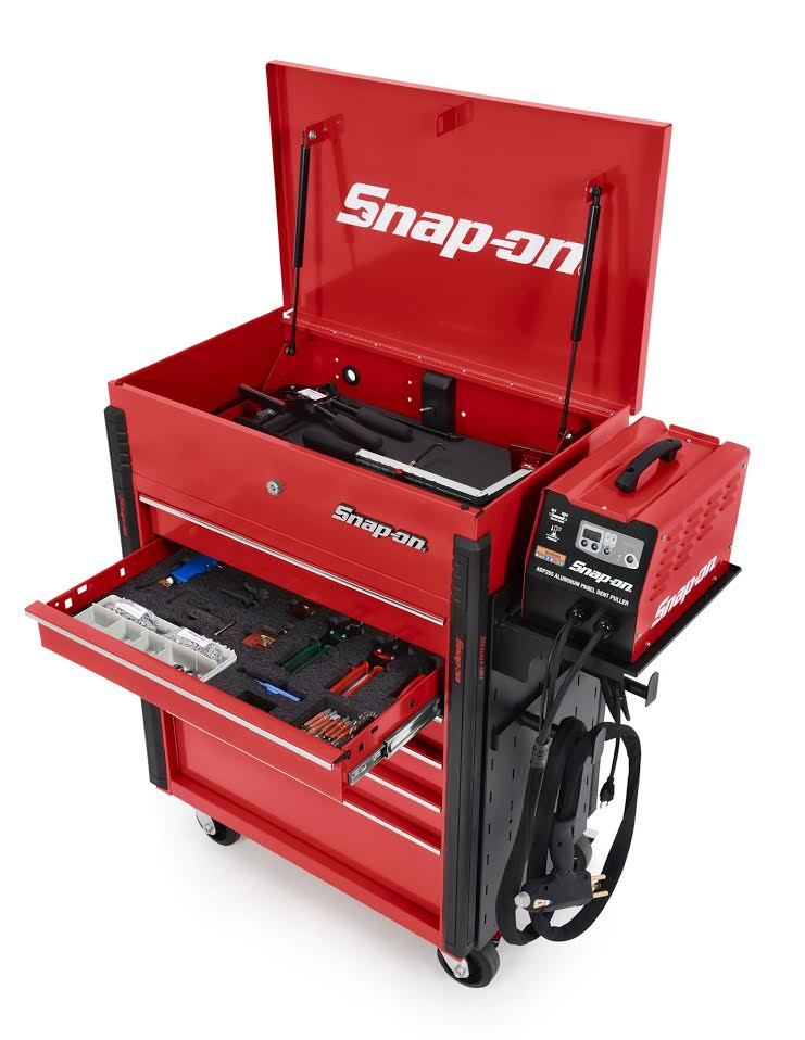 Snap On Introduces Aluminum Repair Kit Fenderbender