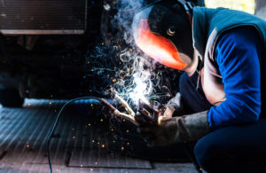 Necessary Actions for the Perfect Weld